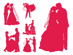 Married-Couples-Silhouettes